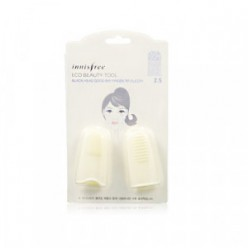 Силиконовая насадка для удаления угрей INNISFREE Eco Beauty Tool Black Head Good Bye Finger Tip Silicon