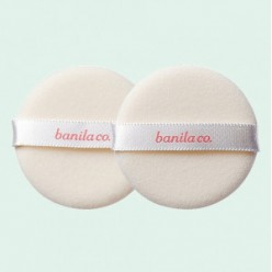 BANILA CO Soft Flocking Puff 2P