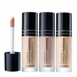 SAEM Cover Perfection Concealer Foundation SPF50 + PA +++ 38g