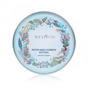 BEYOND Phyto Aqua Cushion Natural SPF50 + PA +++ 15 г * 2