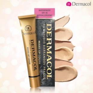 Тональный крем DERMACOL Filmstudio Barrandov Prague Make-Up Cover 30ml