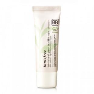 ББ крем INNISFREE Eco Natural Green Tea BB Cream SPF29 PA++ 40ml