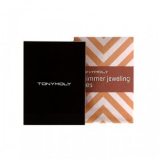 Тени для век TONYMOLY Shimmer Jeweling Eyes 2.7g