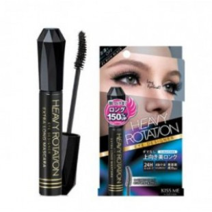 Тушь для ресниц KISSME Heavy Rotation Extra Long mascara