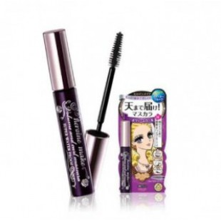 Водойстойкая тушь для ресниц KISSME Heroin make Long & Curl mascara Super Waterproof