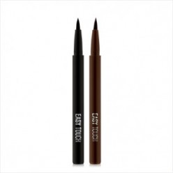 TONYMOLY Easy Touch Щетка Pen Eye Liner 1.1g