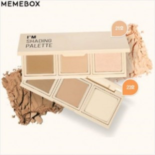 MEMEBOX I Shading Palette 3color 14.5g