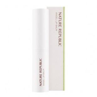 Увлажняющий бальзам для губ NATURE REPUBLIC Moist Angel Lip Balm 3.3g