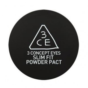 Пудра для лица STYLENANDA 3CE Slim Fit Powder Pact SPF22 PA++ 8g