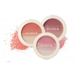 SAEM Eco Soul Cheek Gradation 9,5 г