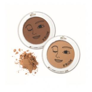 Пудра для макияжа BELLEME Fed-Ten Bronzer 8g