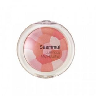 Румяна THE SAEM Saemmul Luminous Multi Blusher 8g