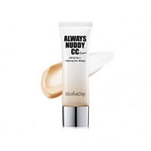 ELISHACOY Always Nuddy CC Cream SPF30 PA++ 50g