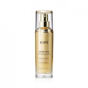 IOPE Super Vital Foundation 35ml SPF25 PA ++
