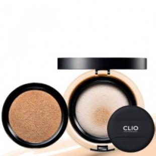 CLIO Kill Cover Скрывающая подушка SPF45 PA ++ 13g (+ Refill)