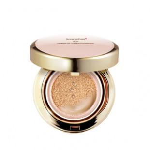 Тональная основа под макияж SOORYEHAN Yeon Camellia Oil Cushion Foundation 15g*2