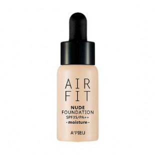 APIEU Air-fit Nude Foundation Moisture SPF35 PA ++ 18g