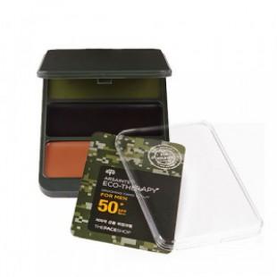 THE FACE SHOP Arsainte Eco-Therapy For Men Camo Cream SPF50+PA+++18g