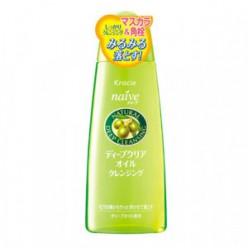 Kracie Natural Naive Natural Deep Cleansing Oil (Olive) 170ml