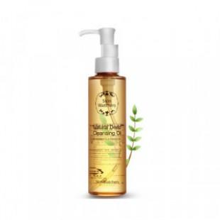 Очищающее масло для кожи SKIN WATCHERS Natural Deep Cleansing Oil 150ml