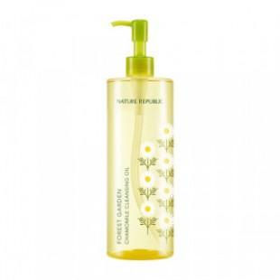 Очищающее масло NATURE REPUBLIC Forest Garden Chamomile Cleansing Oil #chamomile 500ml