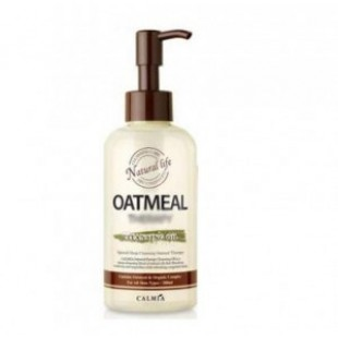 Очищающее масло для лица CALMIA Oatmeal Therapy Cleansing Oil 200ml