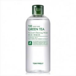 TONYMOLY Chok Chok Green Tea No-wash Очищающая вода 300 мл
