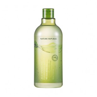 Очищающая водичка NATURE REPUBLIC Jeju Sparkling Cleansing Water 510ml