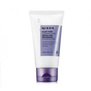Пенка для умывания MIZON Great pure cleansing foam 120ml