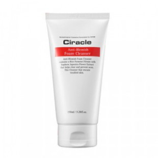 CIRACLE Anti-Blemish Foam Cleanser 150ml