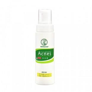 Mentholatum Acnes Medicated Foaming Wash 200ml