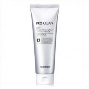 TONYMOLY Pro Clean Moisture Cleansing Foam 150ml