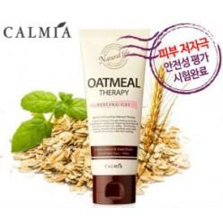 Очищающий пилинг-гель для лица CALMIA Oatmeal Therapy Peeling Gel 100ml