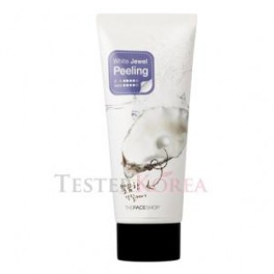 THE FACE SHOP Smart peeling white jewel peeling 120ml