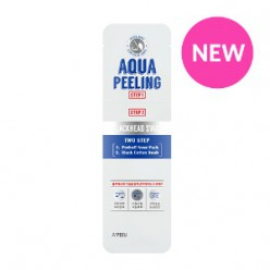 APIEU Aqua Peeling Black Head Swab 2.5ml + 3ml