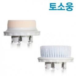 Вибро-кисть для очищения пор TOSOWOONG 4D Vibration Pore Brush (Refil Brush) 27g
