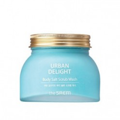 THESAEM Urban Delight Body Salt Scrub Wash 320г