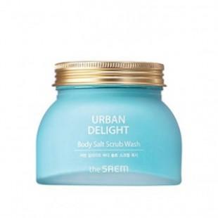 THESAEM Urban Delight Body Salt Scrub Wash 320г