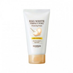 SKINFOOD Яйцо белая Perfect Pore Cleansing Foam 150ml