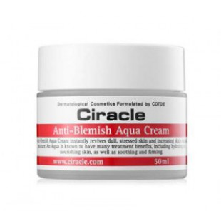 Аква крем для лица CIRACLE Anti-Blemish Aqua Cream 50ml