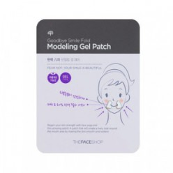 Маска для лица THE FACE SHOP Good Bye Smile Fold Modeling Gel Patch 2Sheets