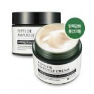 Пептидный крем для кожи MIZON Peptide Ampoule Cream 50ml