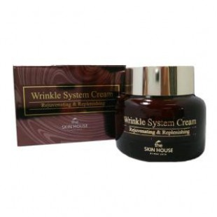 The skin house Wrinkle System Cream 50g