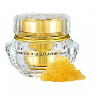 Сыворотка-крем для лица HOLIKAHOLIKA Prime Youth Gold Caviar Capsule 50g