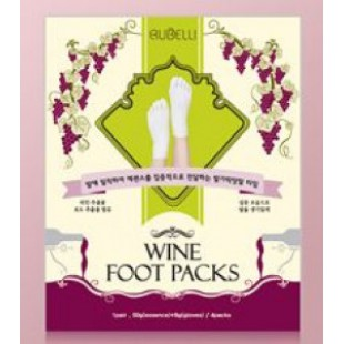 RUBELLI Пакеты для ног вина 59g x 4pack