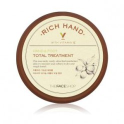 THE FACE SHOP Rich Hand V Hand & Foot Treatments 110ml