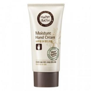 Крем для рук HAPPY BATH Natural 24 Moisture Hand Cream 60ml