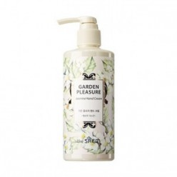 SAEM Garden Pleasure Hand Cream - Mellow Jasmine 300ml