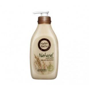 Гель для душа HAPPY BATH Natural Real Mild Body Wash 900g