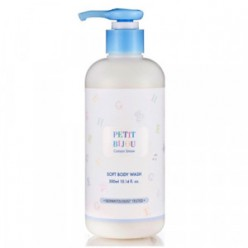 Гель для душа ETUDE HOUSE Petit Bijou Cotton Snow Soft Body Wash 300ml